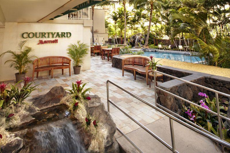 Courtyard Waikiki